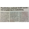 PlusMinMee methode succes in Culemborg